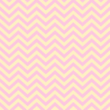 Chevrons, Zigzag Pink And Yell...