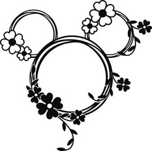 Mickey Mouse / Minnie Mouse He...
