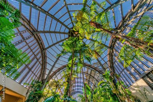 Tuinposter Stadion Balboa Park Botanical Bldg V