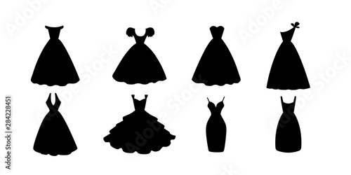 Black dress collection