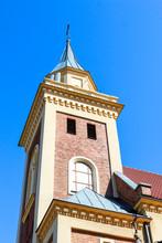KOSOCICE, POLAND - APRIL 01, 2019: Church Of Saint Mary Magdalene