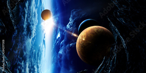 abstract-planets-and-space-background