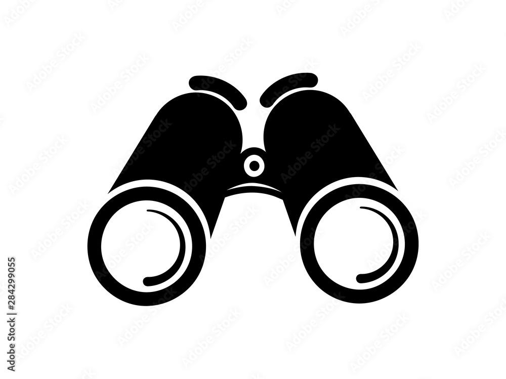 Fototapety, obrazy: Binocular icon