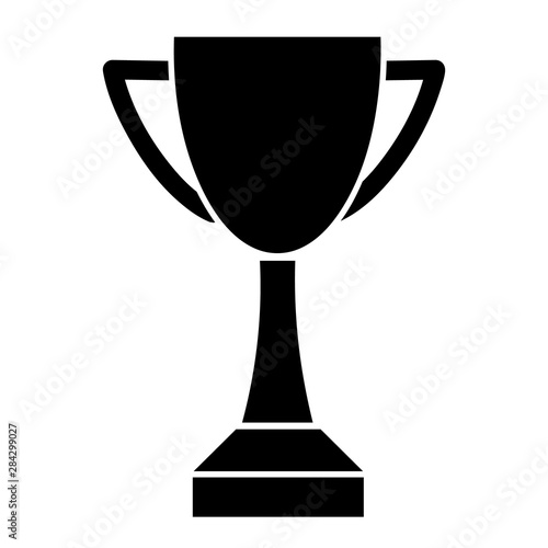 Trophy icon Fototapete