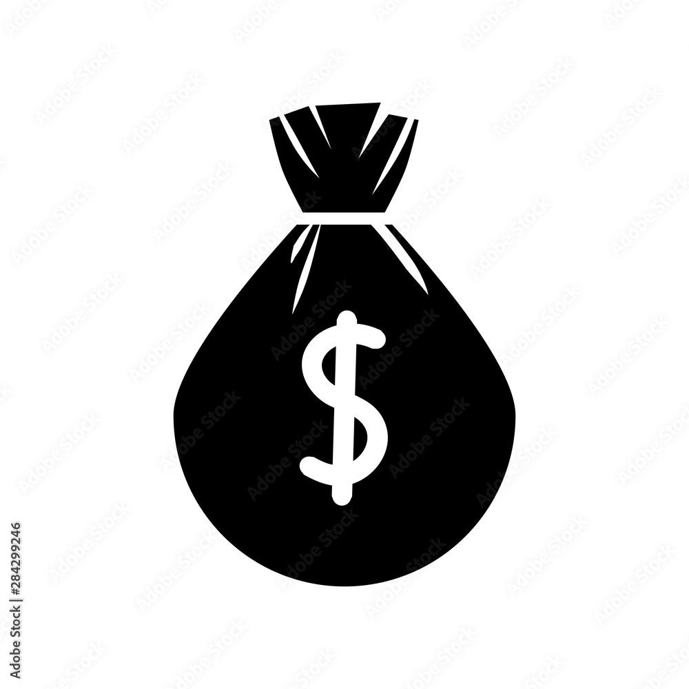 Fototapety, obrazy: Money bag