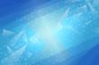 canvas print picture - abstract, blue, pattern, design, wallpaper, texture, illustration, backdrop, light, digital, art, technology, halftone, dot, graphic, wave, color, curve, circle, business, grid, square, element, white
