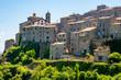 Il borgo di Grotte di Castro, Provincia di Viterbo, Lazio, Italia