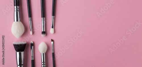 Cuadros en Lienzo  Make-up background