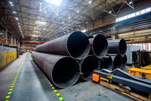 New Manufactured Steel Pipes