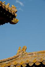 China, Beijing, Forbidden City...