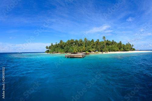 Fototapeta  Kuda Bandos Island, North Male Atoll, Maldives, Indian Ocean