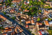 Stadt Twistringen In Niedersachsen Aus Der Luft
