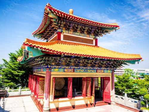 Southeast Asia, Thailand, Bangkok, Dragon Temple is one of the most favorite Temple in Bangkok