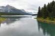 Maligne Lake, Jasper, Alberta, Canada