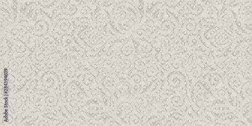 Fond de hotte en verre imprimé Retro vintage background with pattern