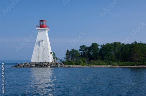 Canada, Nova Scotia, Cape Breton Island, Baddeck Fototapete