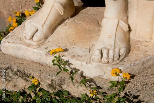 Greece, Corinth, Ancient Corinth Tapéta, Fotótapéta