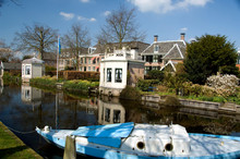 The Netherlands (aka Holland)....