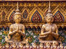 View Of Bangkoks Grand Palace ...