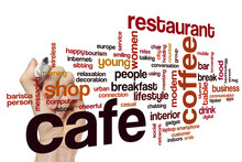 Cafe Word Cloud