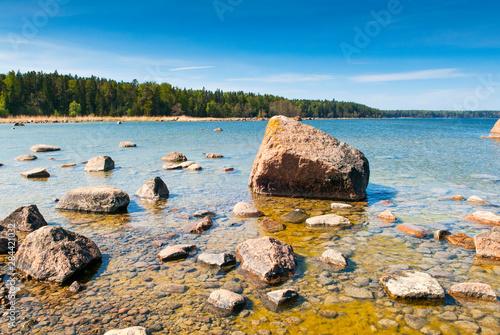 Photo  Baltic Sea, Vana Juri Ots, Estonia, Baltic States