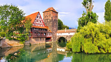 Nuremberg, Germany, Beautiful ...