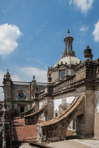 Fényképezés Mexico, Mexico City, Zocalo