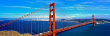 USA, California, Golden Gate B...