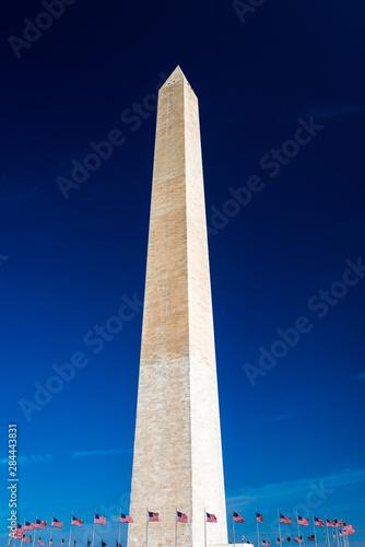 The Washington Monument, Washington DC, USA