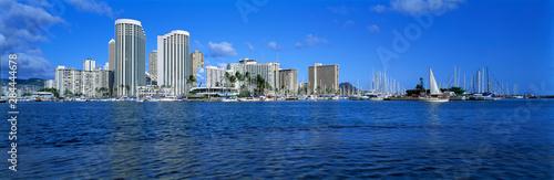Fotomural  USA, Hawaii, Oahu, Honolulu