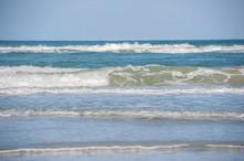 USA, Florida, New Smyrna Beach...