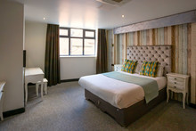 Interior Of A Business Hotel R...