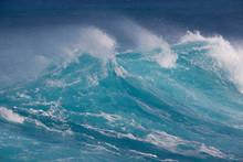 Waves Cresting Along Hookipa B...