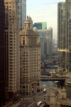 United States, Chicago. The Ch...