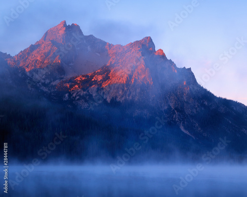 Photo USA, Idaho, Sawtooth Range