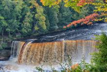 Michigan, Tahquamenon Falls St...