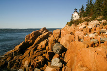 USA, Maine, Bass Harbor Head L...