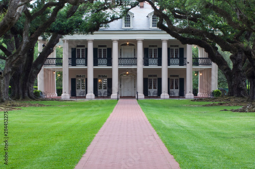 Photo  Louisiana, St. James Parish, Vacherie, Oak Alley Plantation