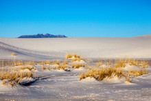 Usa, New Mexico, White Sands National Monument