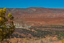 USA, Utah. Views From Hwy 316 In Goosenecks State Park