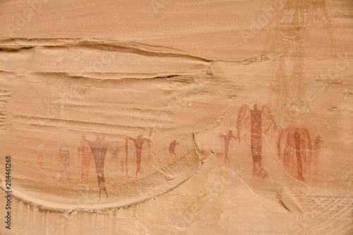 USA, Utah, Buckhorn Wash Canvas Print