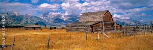 Stampa su Tela  USA, Wyoming, Grand Teton NP