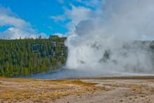USA, Wyoming, Yellowstone Nati...