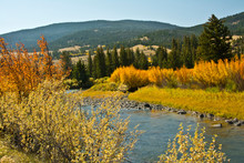 Autumn, Wind River, Wind River...