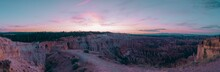 Sunset Over Bryce Canyon