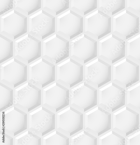 seamless-3d-hexagonal-pattern-abstract-vector-background