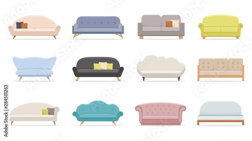 Tablou Canvas House sofa