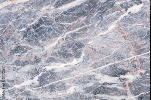 Foto auf Gartenposter Marmor Natural grey marble background as part of your stylish design view. High quality texture in extremely high resolution. 50 megapixels photo.