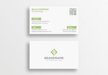 Modern Corporate Business Card...