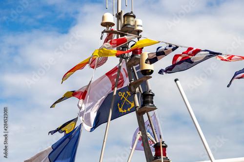 Armada de Rouen 2019 Canvas Print